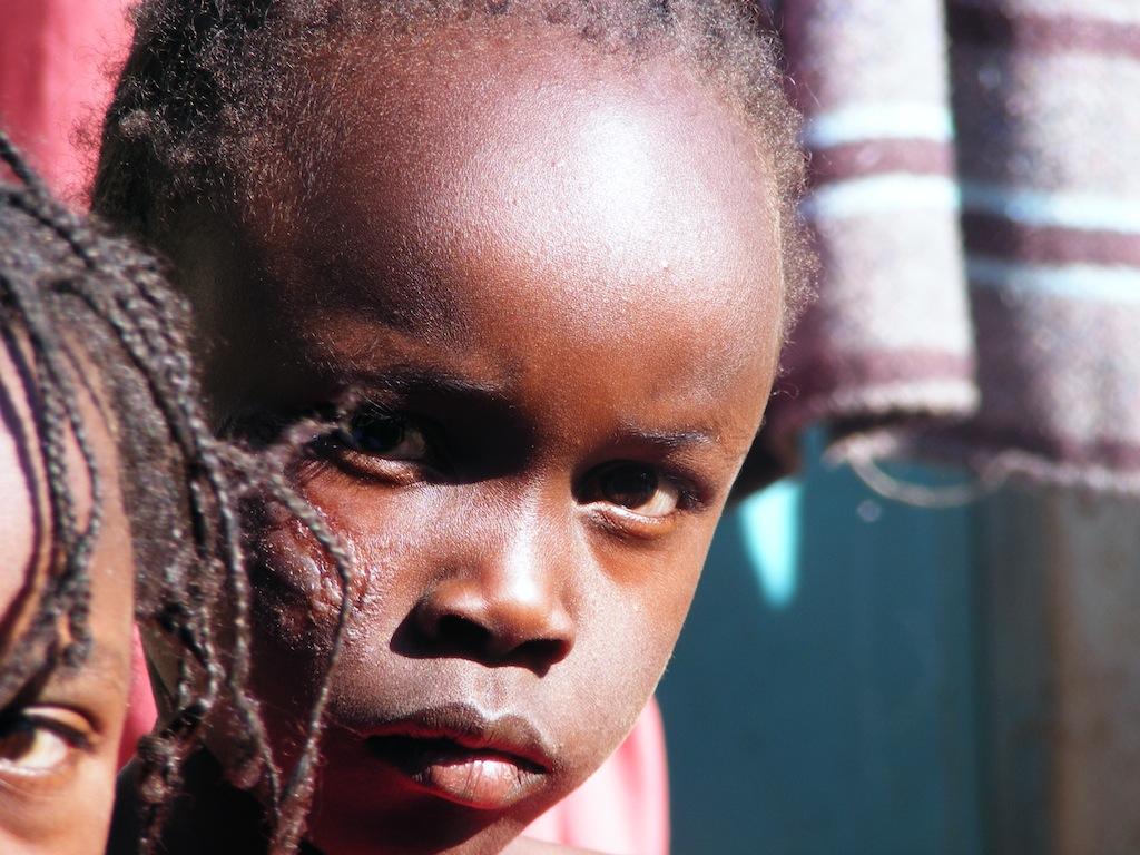 Mathare Valley Slums Nairobi Kenya